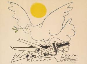 Pablo Picasso Spanish 18811973 Dove of Peace