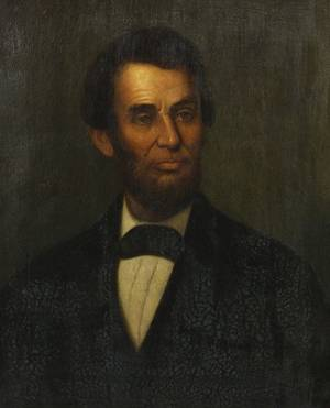 Attributed to George Frederick Wright Hartford Connecticut Springfield Illinois Washington DC 18281881