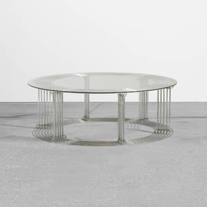 Verner Panton   Pantonova coffee table model 121U