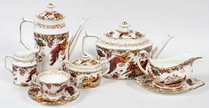 ROYAL CROWN DERBY PORCELAIN TEA  COFFEE