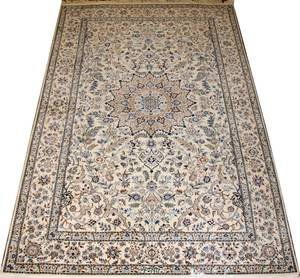 PERSIAN NAIN WOOL RUG