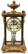 ANSONIA CLOCK C 1900