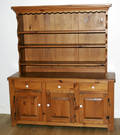 121123 PINE REPRODUCTION HUTCH H 70 W 60