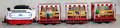 120158 LGB GERMAN ELECTRIC TRAIN WBOXES LATE 20 TH C