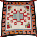 011382 NAVAJO SADDLE BLANKET C 1900 H 33 W 30