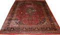 122243 MESHED WOOL PERSIAN CARPET C 196070 12 7