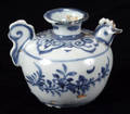 113145 CHINESE BLUE AND WHITE WARE EWER MING DYNASTY