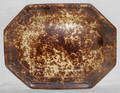 0503 BENNINGTON POTTERY SERVING DISH W 12 L 15