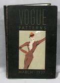 122522 VOGUE PATTERN STYLES CATALOGUESALESMANS BOOK