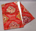 113449 CHINESE BROCADE TABLE RUNNER 8 34 X 46