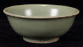 113036 CHINESE LUNGCHUAN CELADON WARE BOWL MING DYN