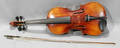 071071 AFTER ANTON SCHROETTER MAPLE VIOLIN  BOW