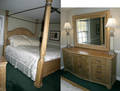 070075 LEXINGTON ATLANTIC PINE AMERICAN BEDROOM SET
