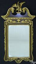 Federal style constitution mirror