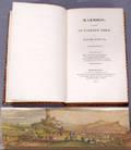 051182 WALTER SCOTT ESQ LEATHERBOUND BOOK MARMION