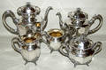 040194 MIDDLETOWN PLATE CO SILVER POTS COFFEE  TEA