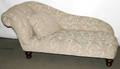 072202 UPHOLSTERED CHAISE LOUNGE