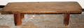 050178 RUSTIC PINE COFFEE TABLE