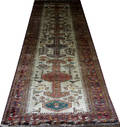 030160 BIJAR WOOL PERSIAN RUNNER 3 5 X 12 6