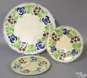 Stick spatter platter