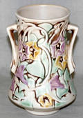 031366 ROSEVILLE POTTERY VASE EARLY 20TH CENTURY