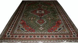 052211 ARDEBIL WOOL PERSIAN RUG 11 9 X 8 10