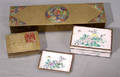 031446 CHINESE ENAMELED BRASS BOXES CIRCA 1900