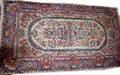 070376 KERMAN PERSIAN WOOL RUG 3 X 7