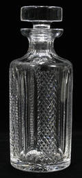 061470 WATERFORD CRYSTAL WINE DECANTER