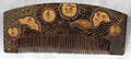 041480 JAPANESE LACQUER COMB TOKUGAWA PERIOD