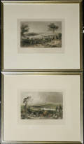 071535 WH BARTLETT ENGRAVINGS LANDSCAPE VIEWS
