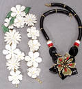 051509 BONWIT  OTHER COSTUME METAL  BEAD NECKLACES