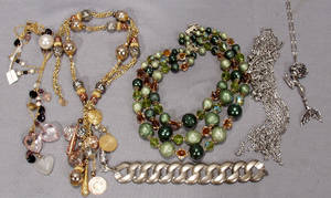 051546 MIRIAM HASKELL CORO  OTHER COSTUME JEWELRY