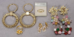 051526 MIRIAM HASKELL BOUCHER OTHER COSTUME JEWELRY
