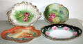 050434 FRENCH PORCELAIN SERVING DISHES