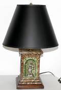 061606 CLASSICAL STYLE METAL DESK LAMP