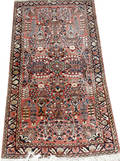 071004 SAROUK PERSIAN ORIENTAL CARPET 4 8 X 2 5