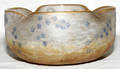 031004 DAUM NANCY FRENCH CARVED CAMEO GLASS BOWL