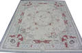 030086 AUBUSSON STYLE CHINESE TAPESTRY 13 6 X 9 10