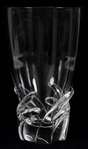 STEUBEN PHOENIX GLASS VASE