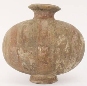 Chinese Han Dynasty Style Pottery Vessel