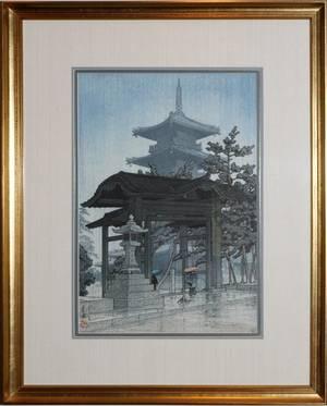 KAWASE HASUI WOODBLOCK PRINT