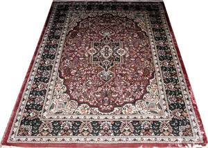 TURKISH ART SILK RUG