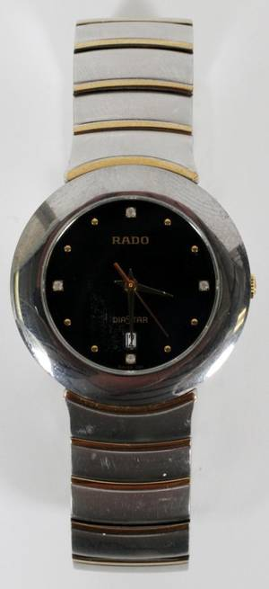 RADO DIASTAR GENTLEMANS WRIST WATCH