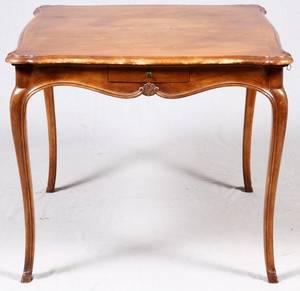 AMERICAN MAHOGANY GAMES TABLE C 194060