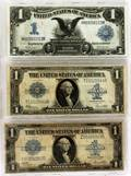 US 1SILVER CERTIFICATES 1899