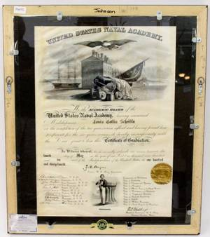 Military Documents Signed by William Howard Taft