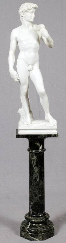 PUCCI MARBLE SCULPTURE