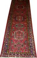 100097 BIJAR DESIGN WOOL RUNNER 127x22