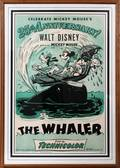 WALT DISNEY ORIGINAL 1953 MOVIE POSTER